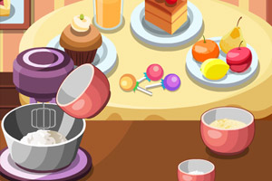 美味的糖浆馅饼