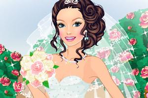 花一样的新娘