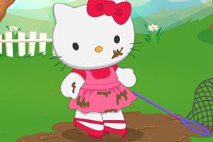 凯蒂猫洗衣日