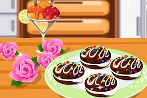 巧克力奶油饼干