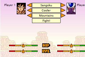 七龙珠双人格斗